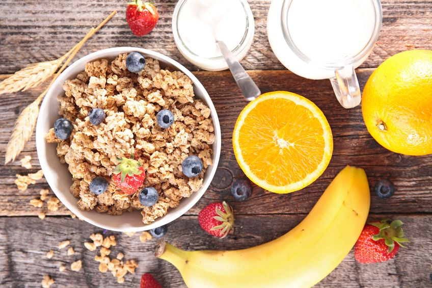 Desayunos saludables para tu piel