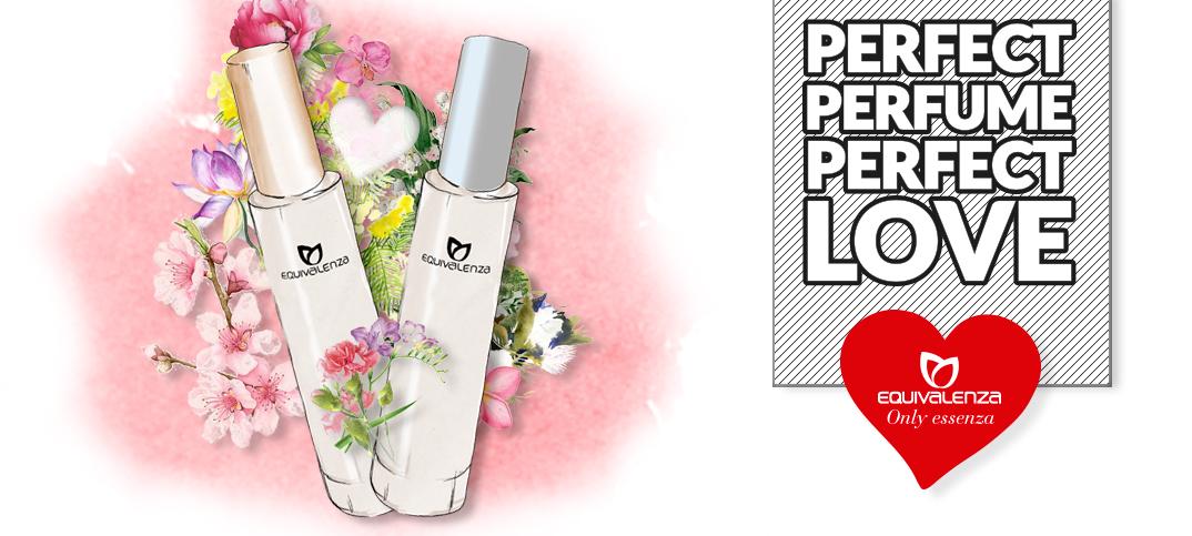 """Participez à la promotion """"Perfect Perfume. Perfect Love"""""""