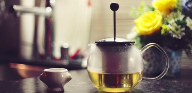 ¿Conoces los beneficios del té verde?
