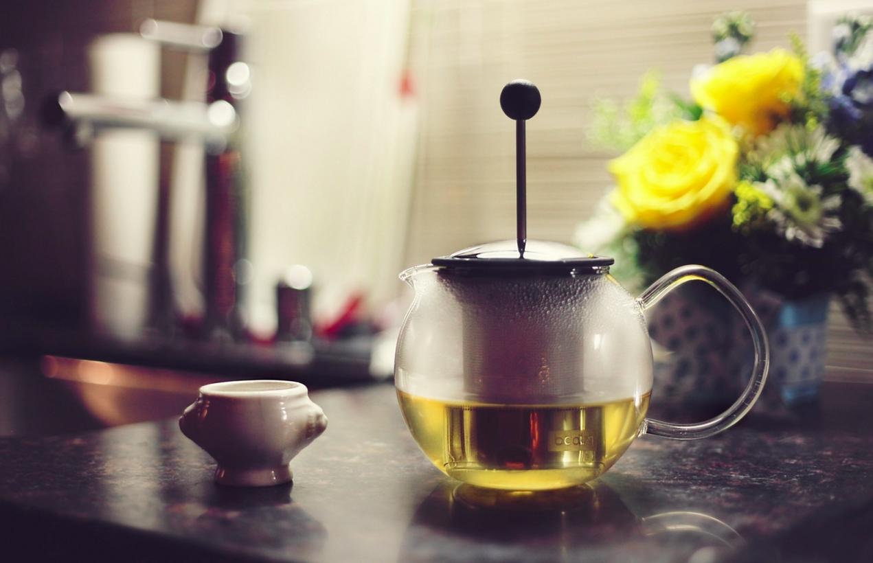 Conheces os benefícios do chá verde?