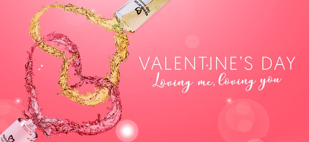 LOVING YOU, LOVING ME: La Saint-Valentin by Equivalenza