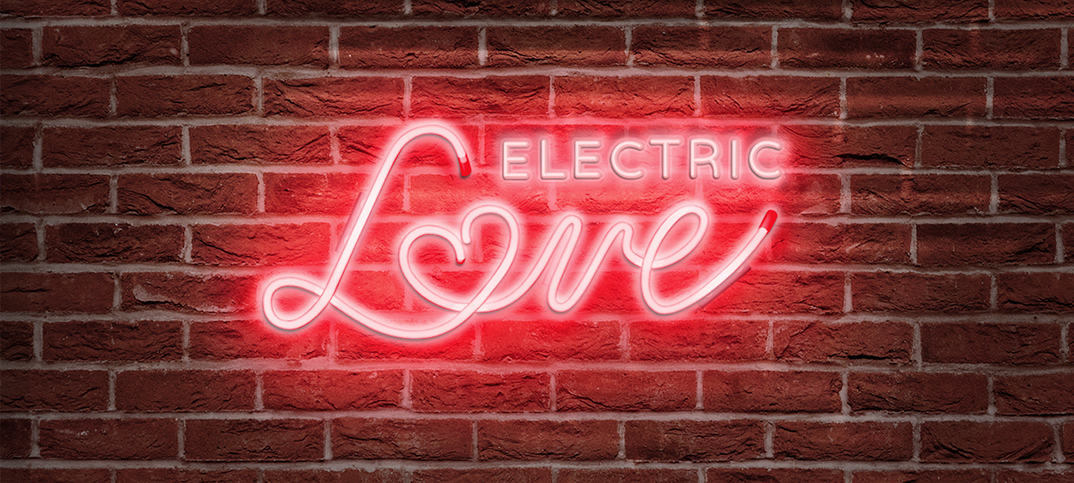 Este San Valentín regala Electric Love