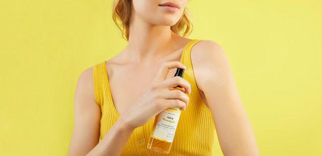 Como manter-se fresca e perfumada!