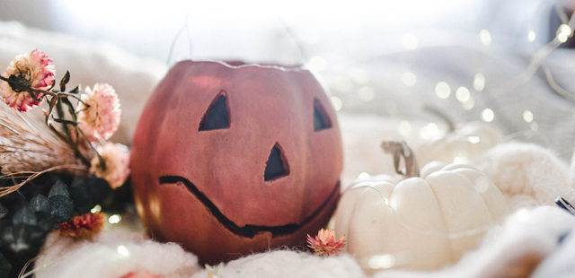 Prepare a noite de Halloween mais assustadora de sempre!