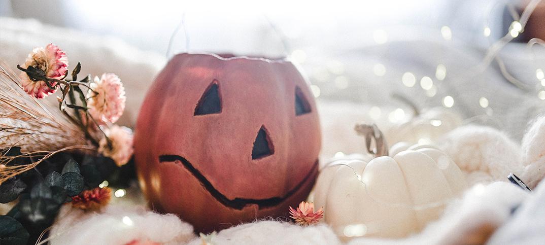 Prepara la noche de Halloween más terrorífica