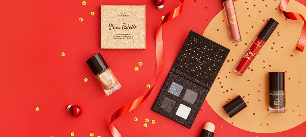 4 maquillages pour réussir votre Nouvel An