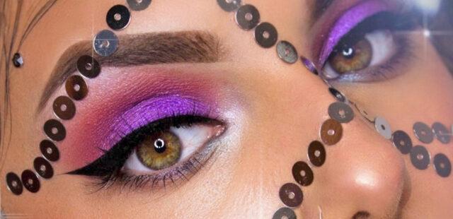 Carnaval en tu mirada para celebrar el maquillaje