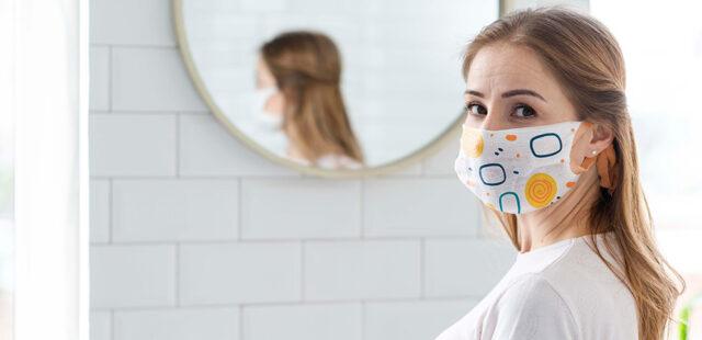 Como cuidar da sua pele em tempos de máscara