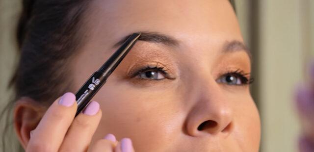 Maquilla tus cejas paso a paso